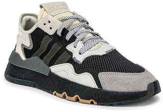 adidas Nite Jogger in C Black & Carbon & FTW White | FWRD