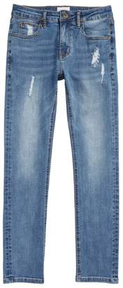 Hudson Jagger Slim Straight Leg Jeans