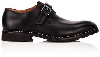 Heschung Men's Noyer Monk-Strap Shoes