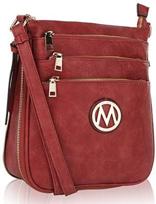 d21c821bee0d MKF Collection by Mia K. Farrow Cross Body Vegan Leather Bag For Women
