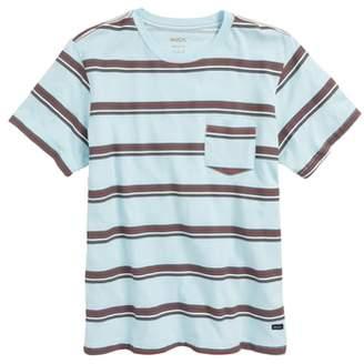 RVCA Success Stripe T-Shirt
