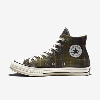 Converse Chuck 70 Elevated Plaid High Top Unisex Shoe