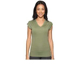 Nike Greens Top 2.0 Women's Short Sleeve Pullover