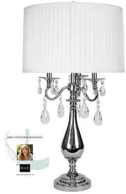 Stylecraft Style Craft Jane Seymour 32 Table Lamp