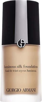 Giorgio Armani Luminous Silk foundation $43.50 thestylecure.com