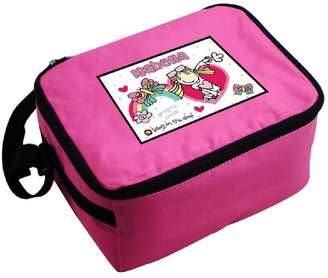 Bang On The Door Sassy Bloom As seen on TV Personalised Groovy Chick Lunch Bag