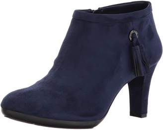AK Anne Klein Sport Women's Silva Fabric Ankle Boot