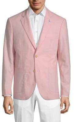 Tailorbyrd Rani Linen Cotton Sport Jacket