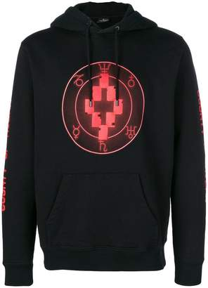 Marcelo Burlon County of Milan Never Sleep hoodie