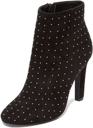 Joie Hachiro Studded Booties $398 thestylecure.com