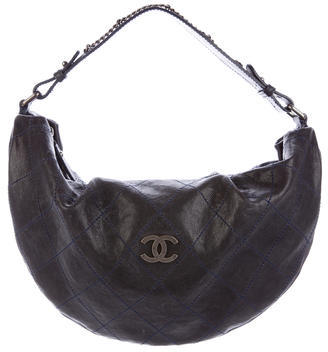 Chanel Chanel Outdoor Ligne Large Hobo