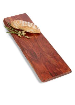 Treasure & Bond Large Acacia Wood Tray