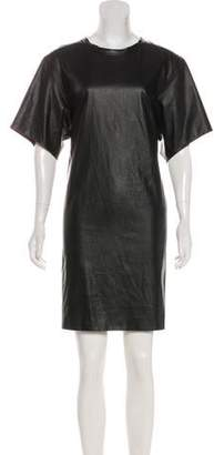 Etoile Isabel Marant Short Sleeves Knee Length Dress