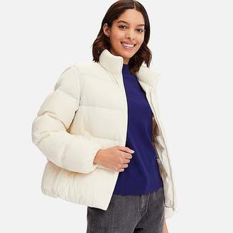 Uniqlo Women's Ultra Light Down Puffer Volume Jacket