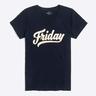 J.Crew Factory Friday collector T-shirt
