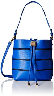 Tommy Hilfiger Norah Bucket Bag $94.79 thestylecure.com