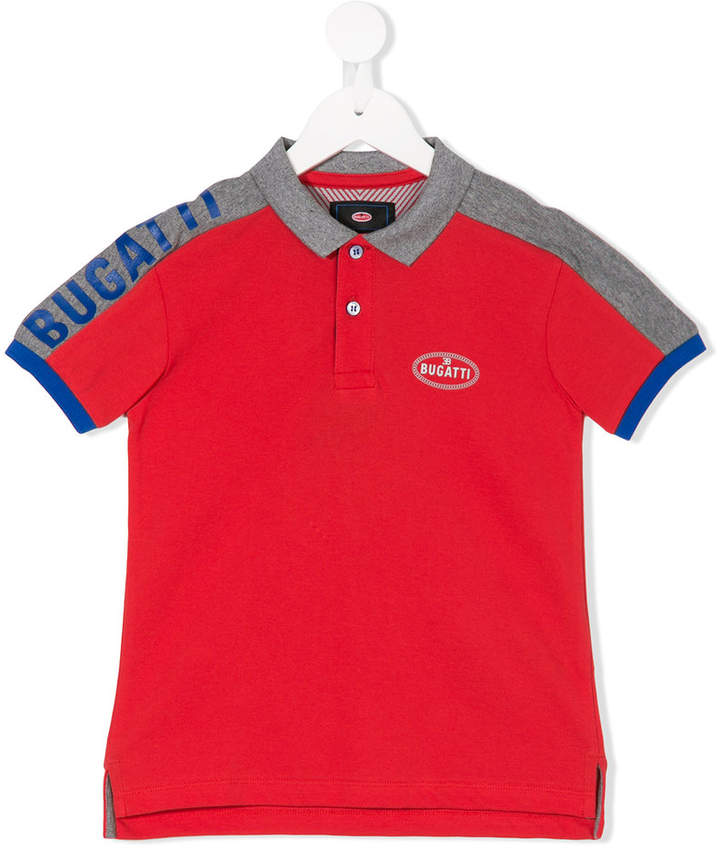 Bugatti Kids short sleeve polo shirt