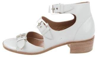 Laurence Dacade Multistrap Leather Sandals