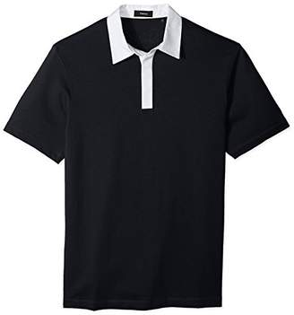 Theory Men's Rope Jersey Rubgy Polo