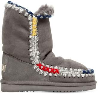 Mou 20mm Eskimo Pop Shearling Boots