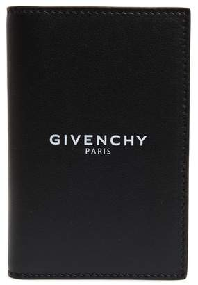 Givenchy Bifold Leather Card Case