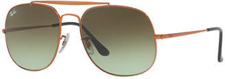 Ray-Ban The General Sunglasses, RB3561 57, Only at Sunglass Hut