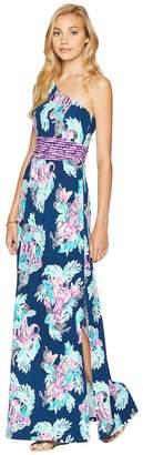 Lilly Pulitzer Malia Maxi Dress Women's Dress