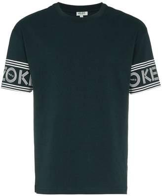 Kenzo logo accent cotton t-shirt