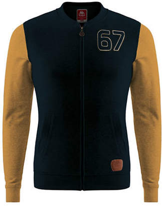 Kappa Slim-Fit French Terry Fleece Jacket