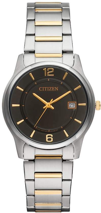 Citizen Citizen Men's Two Tone Stainless Steel Watch - BD0024-53E