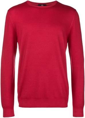 Fay plain knit sweater