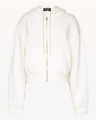 Juicy Couture Luxe Juicy French Terry Hooded Jacket