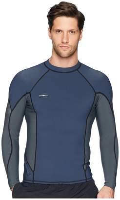 O'Neill Hyperfreak 1.5mm Long Sleeve Top Men's Swimwear