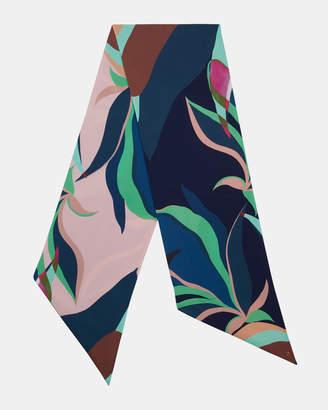 Ted Baker BBROOK Supernatural skinny scarf