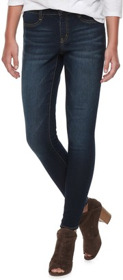 So Juniors' SO Low-Rise Pull-On Jeggings