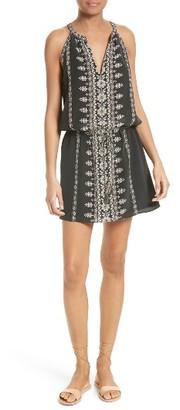 Women's Joie Odana Silk Sheath Dress $368 thestylecure.com