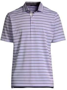 Greyson Missouria Striped Polo Tee