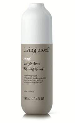 Living Proof No Frizz Weightless Styling Spray/6.7 oz.