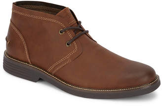 Dockers Mens Landis Chukka Boots Flat Heel Lace-up