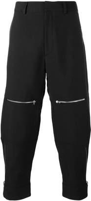 Stella McCartney zip knee trousers