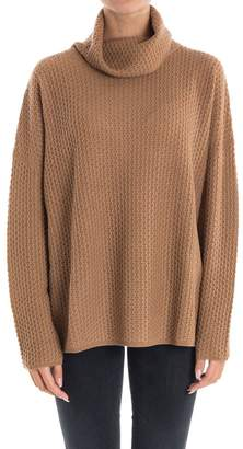 Hemisphere Cashmere Turtleneck Sweater