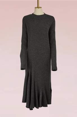 "Ports 1961 Fully Fashioned"" long sleeve dress"