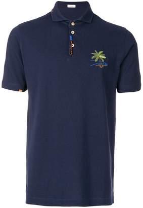 Altea palm tree polo shirt