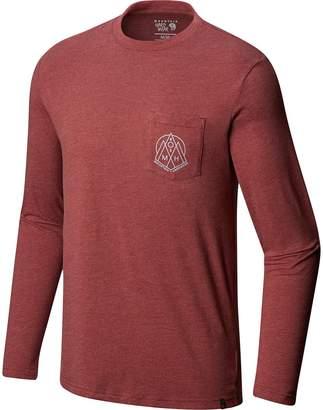 Mountain Hardwear 3 Peaks Long-Sleeve Pocket T-Shirt - Men's