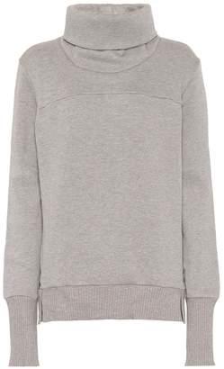 Alo Yoga Haze cotton-blend sweater