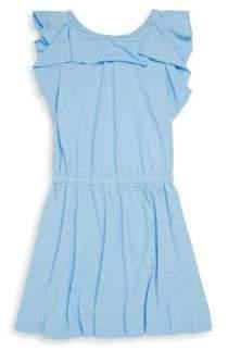 Splendid Girl's Cotton Flounce Dress
