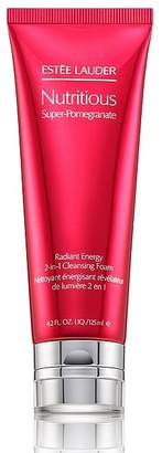 Estee Lauder Nutritious Super-Pomegranate Radiant Energy 2-in-1 Cleansing Foam