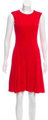 Ralph Lauren Sleeveless Knee-Length Dress