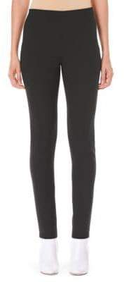 Carolina Herrera Double Face Stretch-Wool Skinny Pants