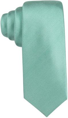 "Alfani Men's Green 2.75"" Slim Tie, Created for Macy's $52.50 thestylecure.com"